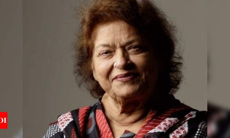Exclusive! A biopic on Saroj Khan in the works - Times of India