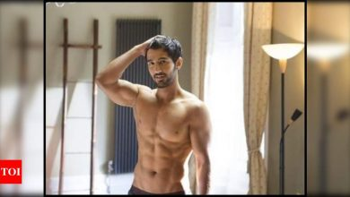 Exclusive! Aditya Seal offers a sneak peek into his daily routine; shares tips and tricks to stay healthy at home amidst pandemic - Times of India