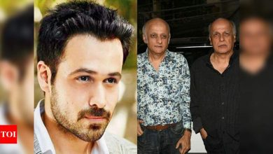 """Exclusive! Emraan Hashmi Opens Up on the Mahesh Bhatt-Mukesh Bhatt Split: """"All good and bad things come to an end"""" - Times of India"""