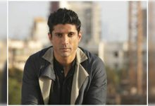 Farhan Akhtar takes the first jab of Covid vaccine - Times of India