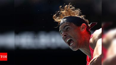 Few obstacles lie between Rafael Nadal and record 21st Grand Slam title | Tennis News - Times of India
