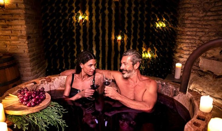 First wine spa to open in the UK next month