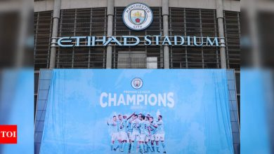 Five key moments that won Manchester City the Premier League | Football News - Times of India