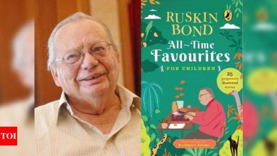 For 87th birthday, Ruskin Bond curates delictable collection of short stories - Times of India