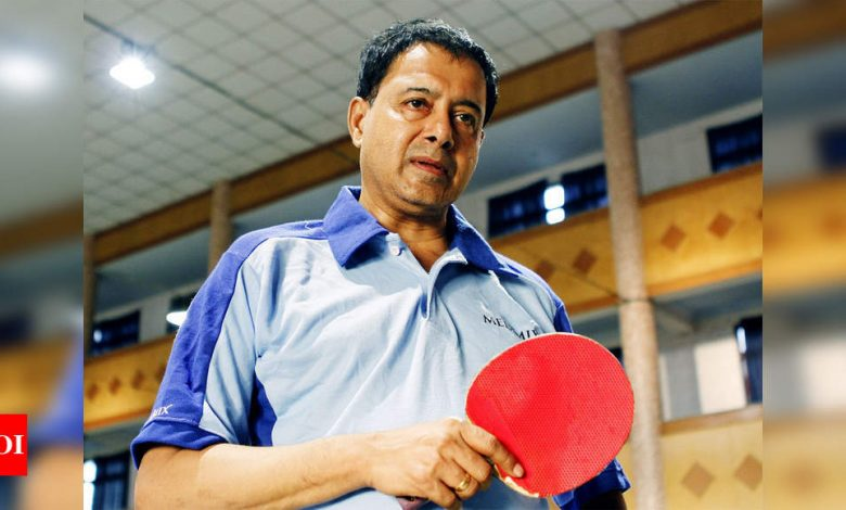 Former National TT champion Venugopal Chandrasekhar dies due to Covid-19 | More sports News - Times of India