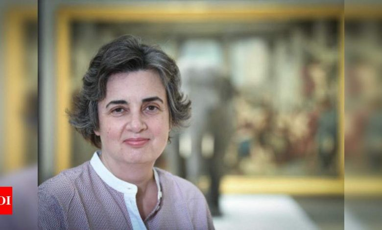 France's Louvre gets first female head in 228 years - Times of India