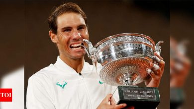 French Open: Another year, same question - Can anyone stop Rafael Nadal? | Tennis News - Times of India