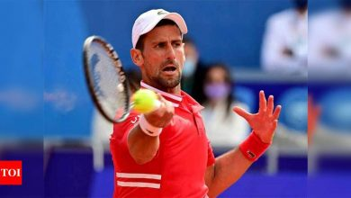 French Open's fan-free night sessions 'no fun' for Djokovic | Tennis News - Times of India