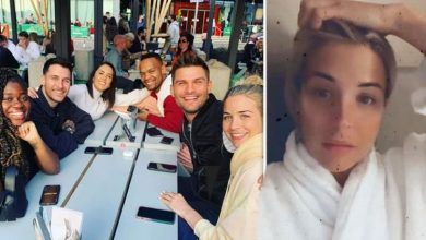 Gemma Atkinson defends herself for surprising reason as Strictly reunions sparks backlash