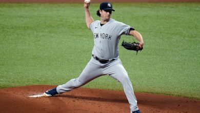 Gerrit Cole dominates Rays as Yankees keep rolling