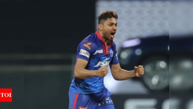 Got responsibility during IPL, utilised it well: Avesh Khan | Cricket News - Times of India