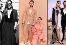 Celebrating Sonam Kapoor & Anand Ahuja 3rd Wedding Anniversary, Here's A Look At The Many Times They Impressed Us With Their Fashion Choices