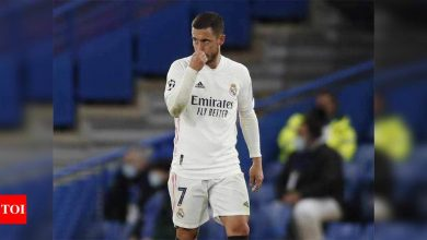 Hazard hopes to be ready for Euros, but not sure of fitness | Football News - Times of India