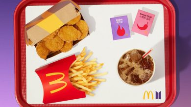Here's what the BTS McDonald's meal comes with and when you can get it
