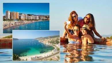 Holidays: Croatia, France and Spain 'most sought after' hotspots ahead of May 17