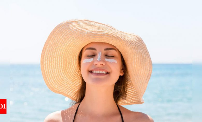 How to summer-proof your skin - Times of India