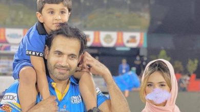 'I am Her Mate, Not Her Master': Irfan Pathan Responds to Criticism on Wife's Blurred Picture