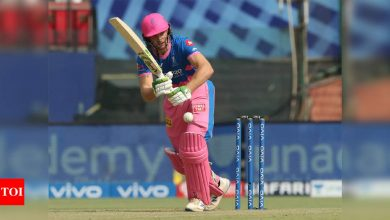 IPL 2021: Managing the middle overs will be key, says RR's Buttler ahead of SRH clash | Cricket News - Times of India