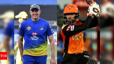 IPL 2021: Mike Hussey tests negative, Wriddhiman Saha positive again | Cricket News - Times of India