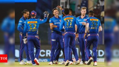IPL 2021: Mumbai Indians' foreign players reach their destinations safely | Cricket News - Times of India