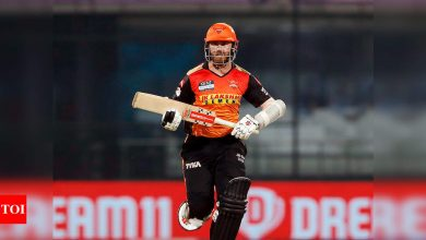 IPL 2021: Not comfortable in Delhi, Williamson and Co. fly out to Maldives | Cricket News - Times of India