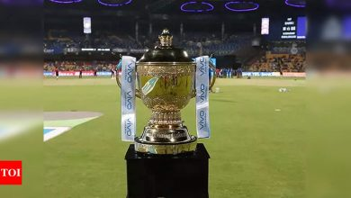 IPL 2021 to resume in the UAE in September-October: BCCI | Cricket News - Times of India