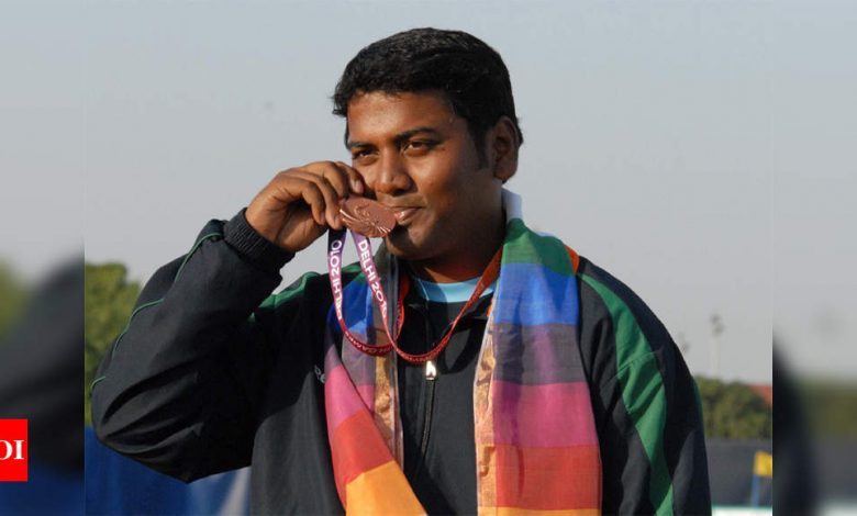 India archer Jayanta Talukdar admitted to ICU after testing positive for COVID-19 | Off the field News - Times of India