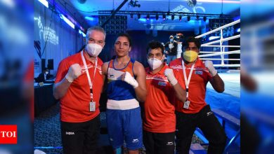 India assured of four more medals at Asian Boxing Championships | Boxing News - Times of India