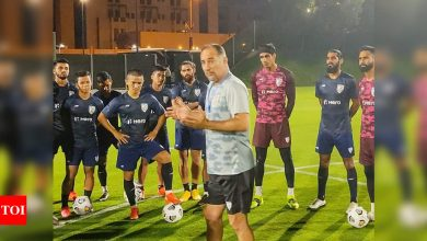 India football coach Igor Stimac could get an extension till September | Football News - Times of India
