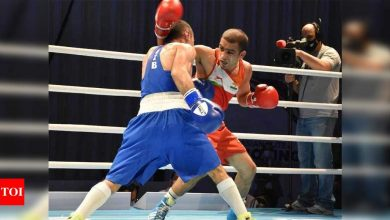 India seeks review of Amit Panghal's loss in Asian Boxing Championships   Boxing News - Times of India
