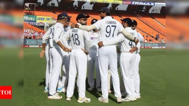 Indian team to leave for UK on June 2, players will have families for company on marathon tour | Cricket News - Times of India