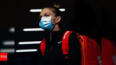 Injured Simona Halep out of French Open | Tennis News - Times of India