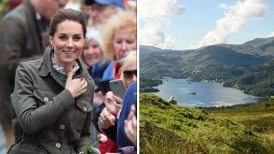 Inside Kate Middleton's favourite holiday spot costing £900 a week for a couple