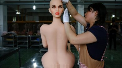 Inside a sex doll factory: 'What our quality control team does'