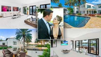 Inside the $130K/month Miami mansion where J.Lo, Ben Affleck are shacking up