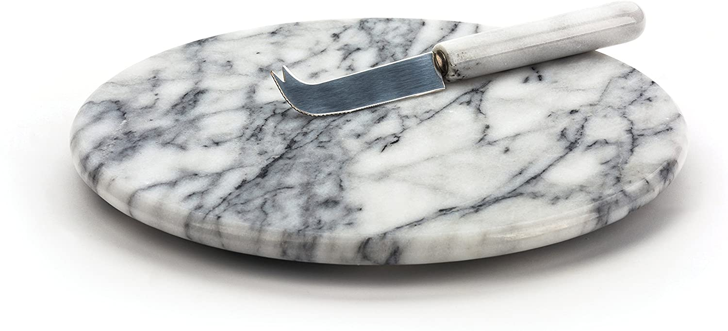 RSVP International marble cheese board