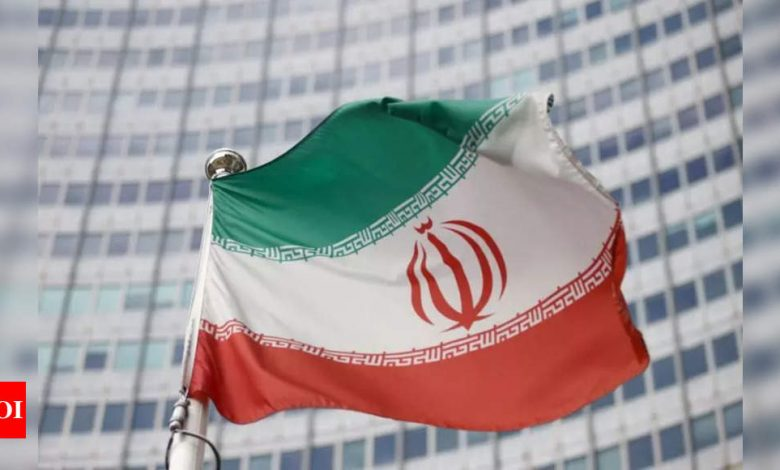 Iran protests Iraq over raid on diplomatic site - Times of India