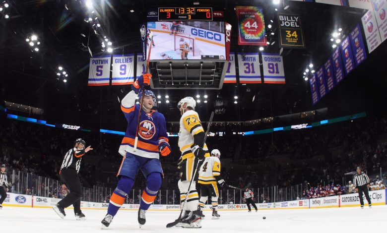 Islanders hope home-ice advantage the key to closing out Penguins