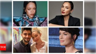 Israel-Palestine conflict: Rihanna, Gal Gadot appeal for peace; Zayn Malik, Gigi Hadid, Lena Headey, other Hollywood stars stand in solidarity with Palestinians - Times of India