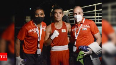 It felt like I beat the virus: Boxer Shiva Thapa talks about record fifth Asian Championship medal | Boxing News - Times of India