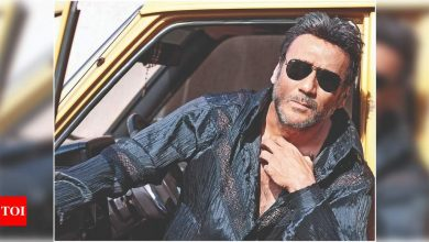 Jackie Shroff: The day Salman Khan calls me 'Mr Shroff', I will know that our equation has changed - Times of India