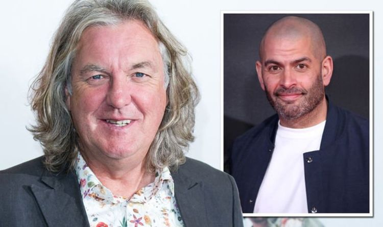 James May and Top Gear's Chris Harris cause stir with Twitter exchange about awkward event