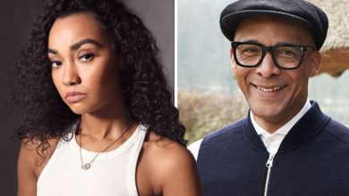 Jay Blades teases 'special project' with Leigh-Anne Pinnock amid mentoring admission