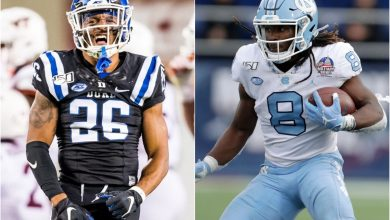 Jets' two Michael Carters have already forged NFL Draft bond: 'Cool dude'