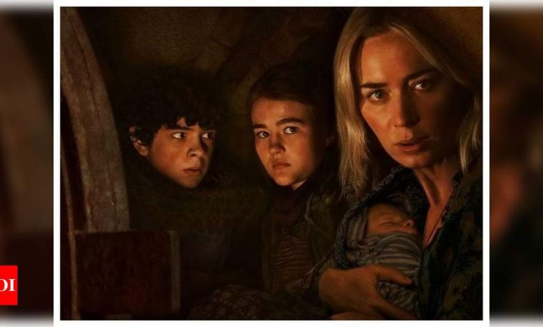 John Krasinski drops new A Quiet Place Part II trailer; confirms May 28 theatrical release - Times of India