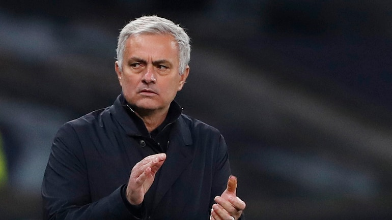 Weeks after Spurs exit, Jose Mourinho lands AS Roma manager job (Reuters Photo)