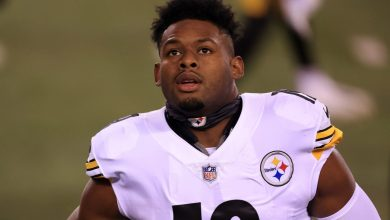 JuJu Smith-Schuster betting on himself to end your criticism