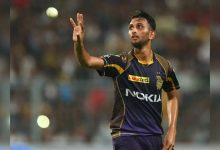 KKR pacer Prasidh Krishna tests positive for COVID-19 | Cricket News - Times of India