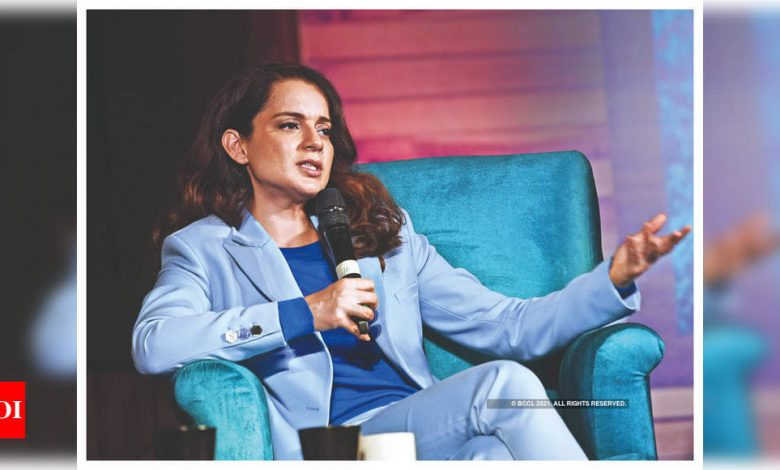 Kangana Ranaut urges people to plant more trees: It seems we learnt nothing from our mistakes and catastrophes they cause - Times of India