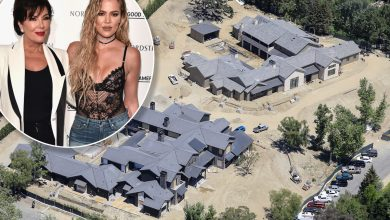 Kardashians drop $37M to build compound on Britney Spears' old digs